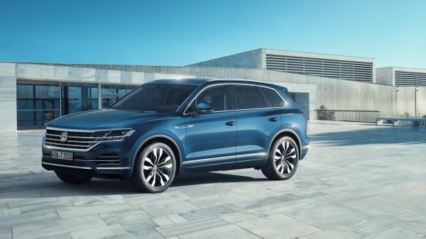 Nieuwe VW Touareg 2018