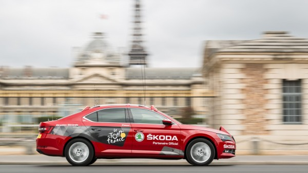 SKODA Partner Tour de France